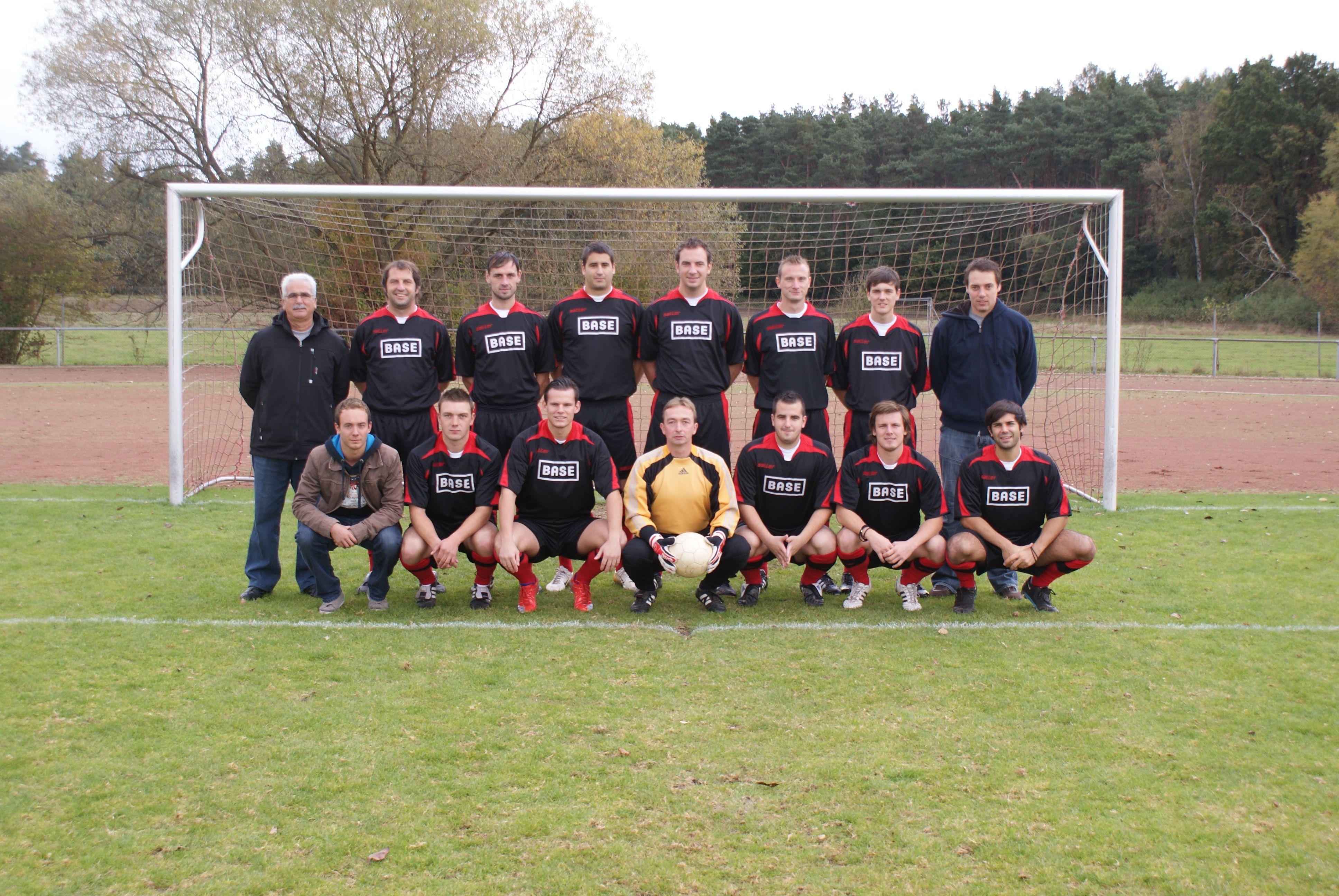 1. Mannschaft 2009/2010