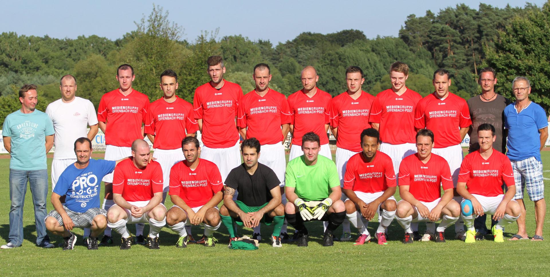 1. Mannschaft 2014/2015