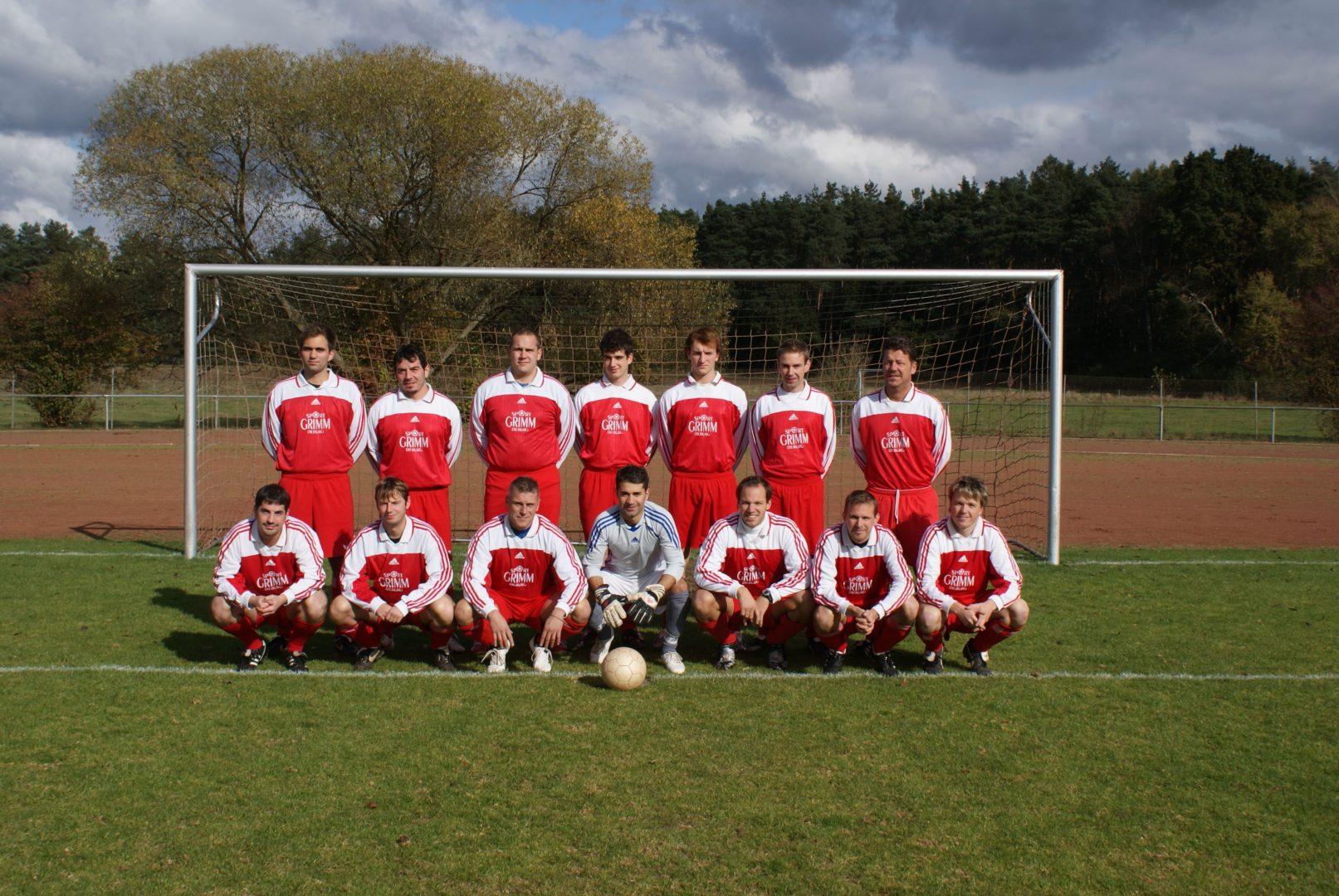 2. Mannschaft Saison 2009/2010