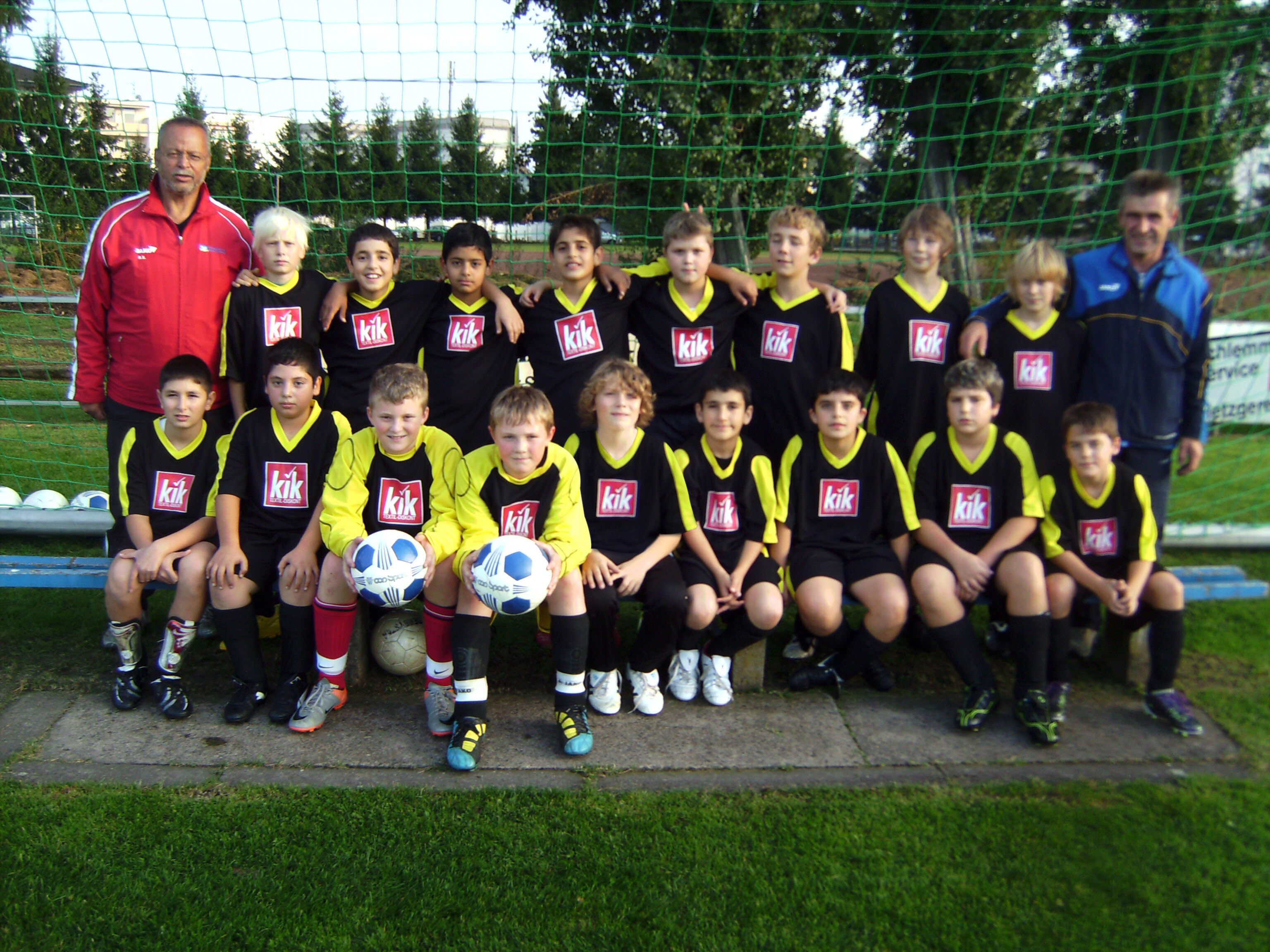 D1-Jugend - Saison 2010/2011