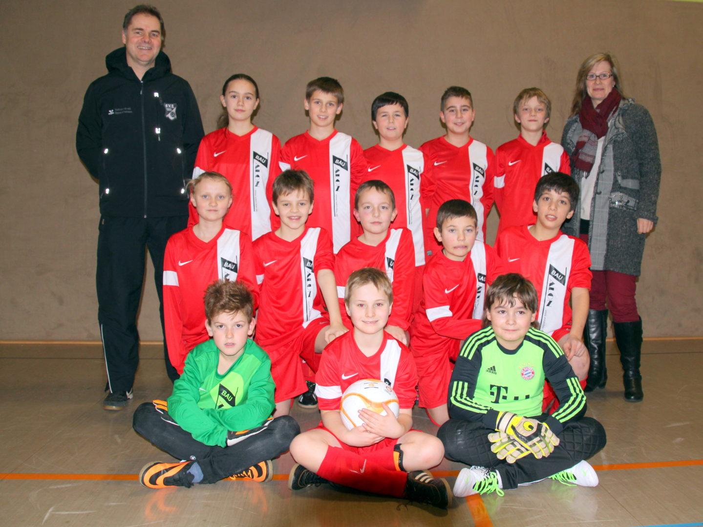 E1-Jugend - Saison 2013/2014