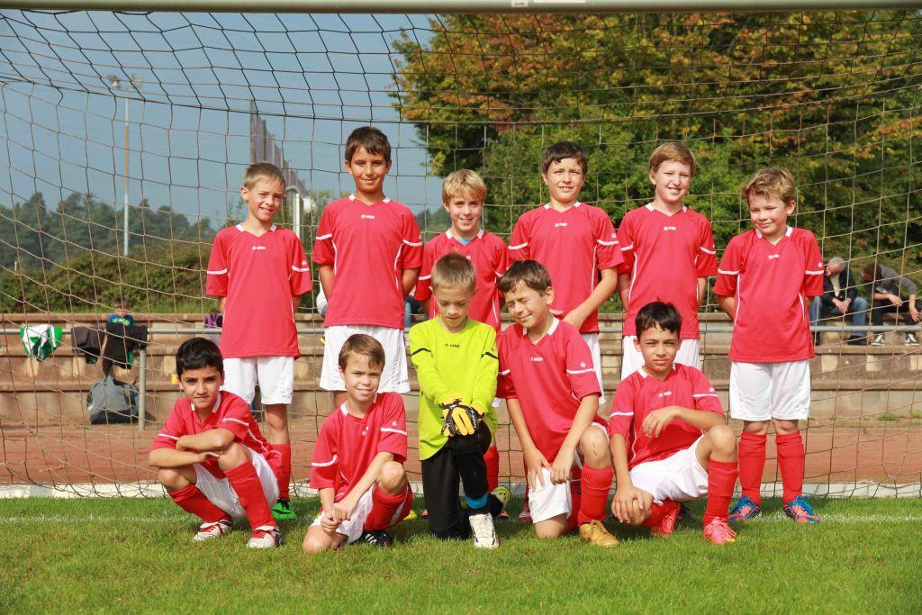 E1-Jugend - Saison 2014/2015