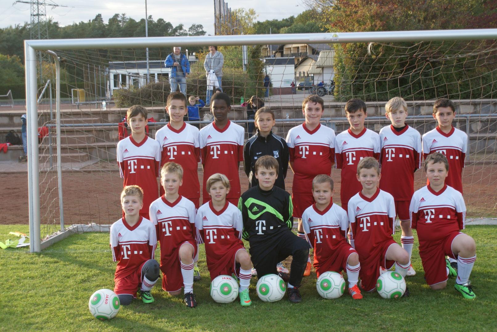 E1-Jugend - Saison 2015/2016