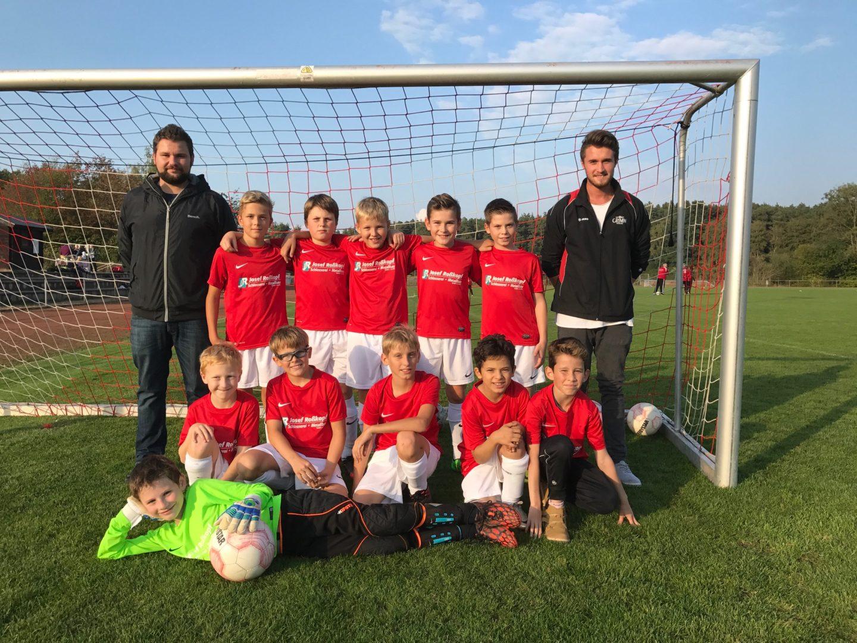 E1-Jugend - Saison 2016/2017