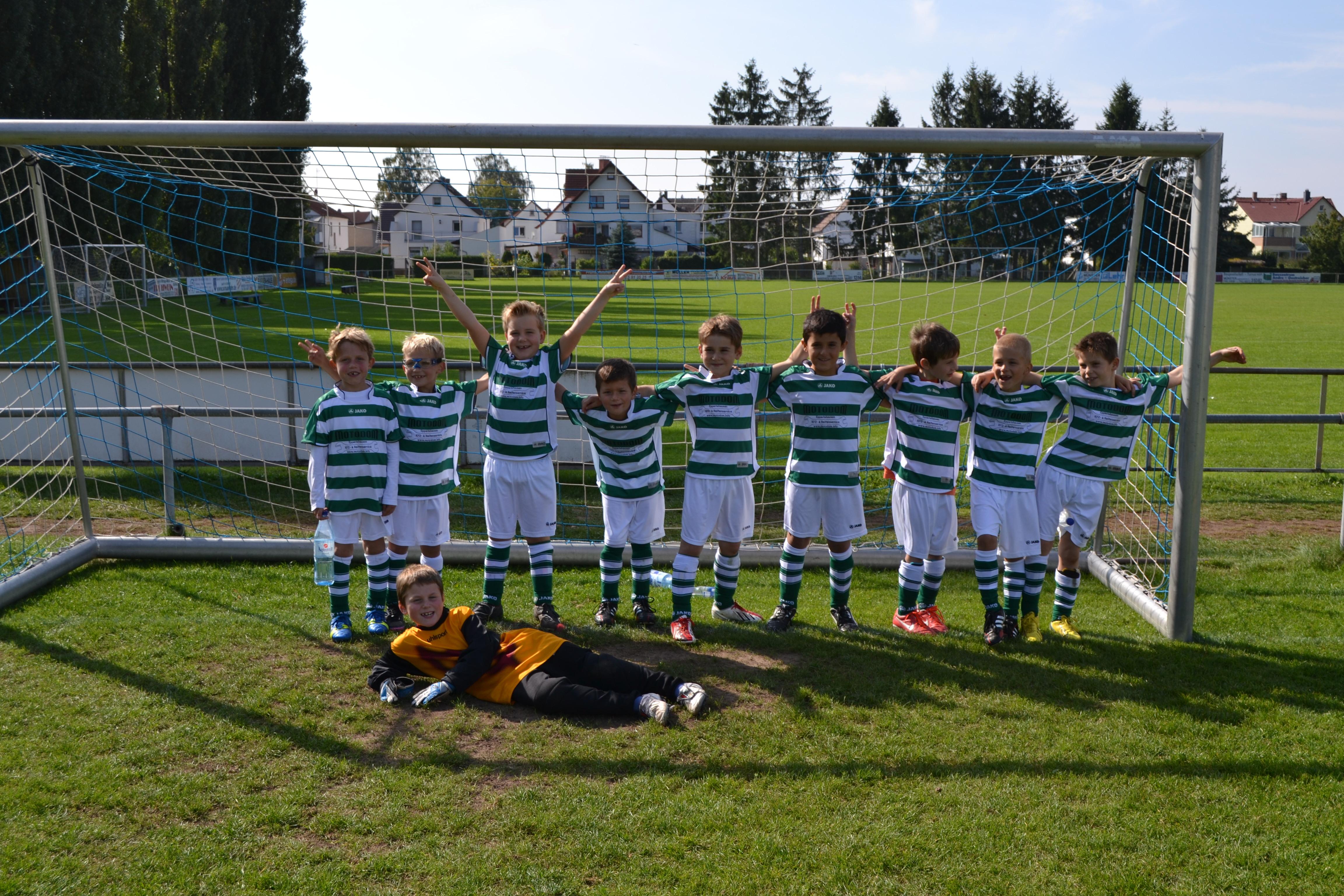 F2-Jugend - Saison 2013/2014