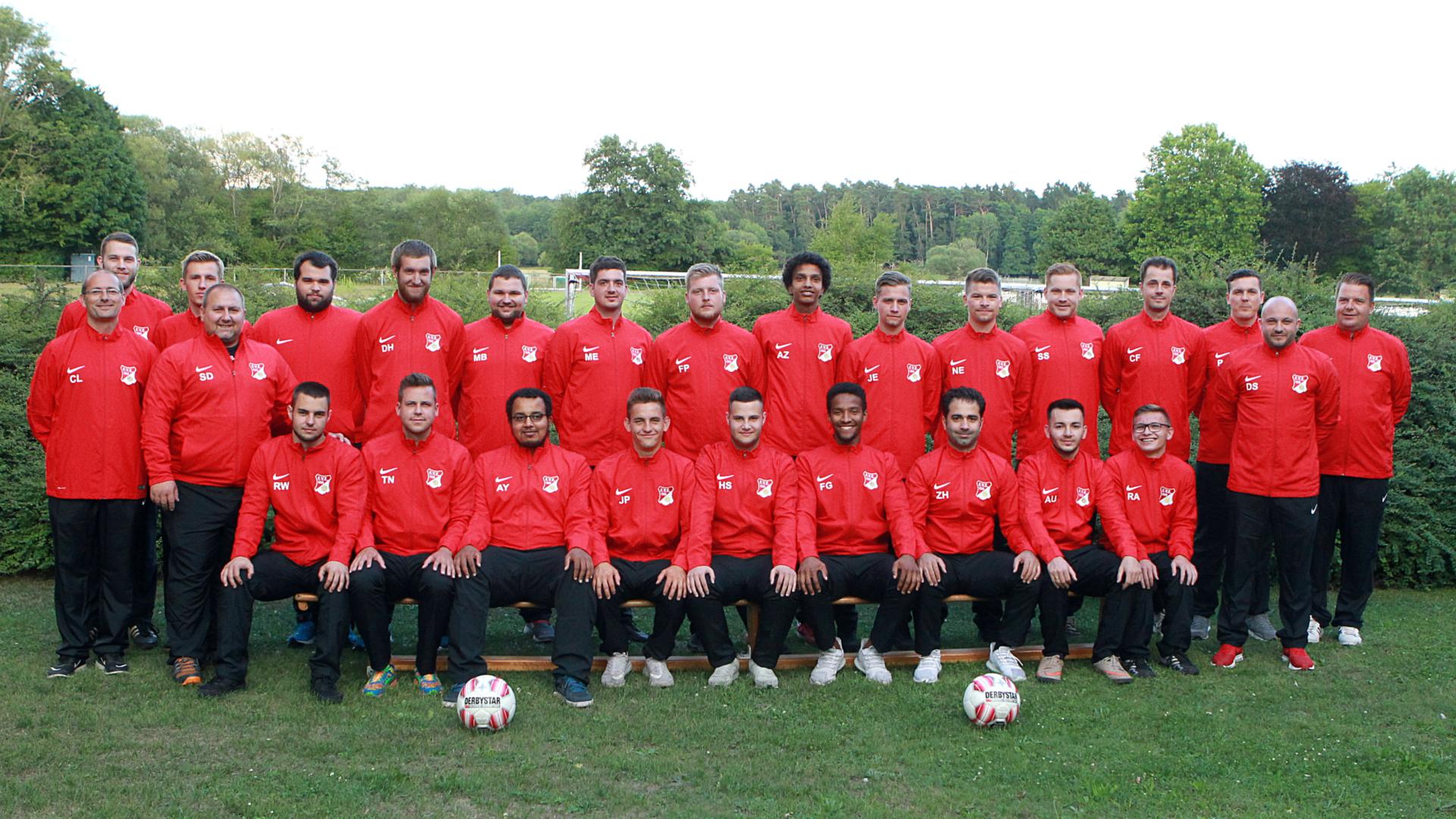 1. Mannschaft 2017/2018