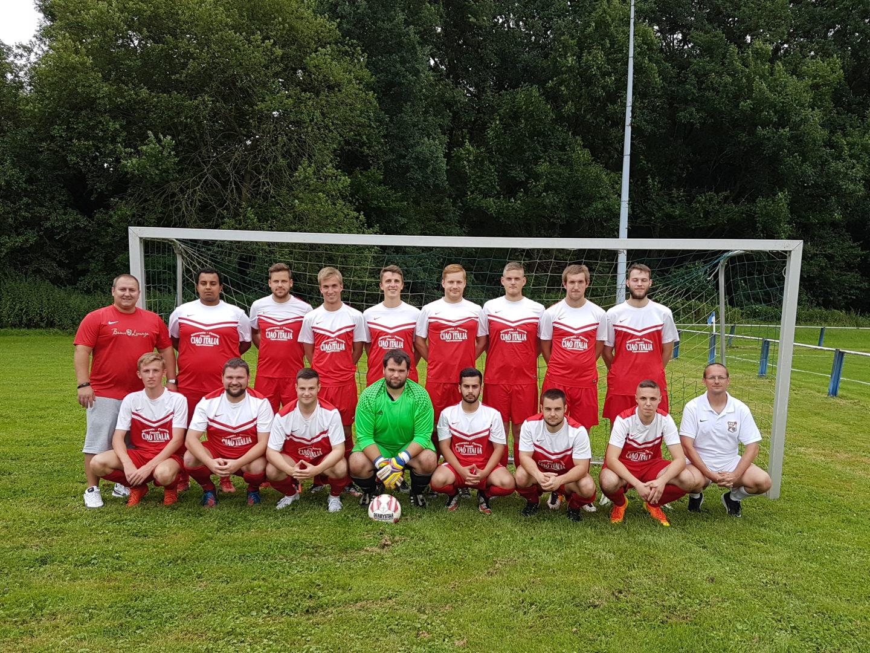 2. Mannschaft Saison 2017/2018