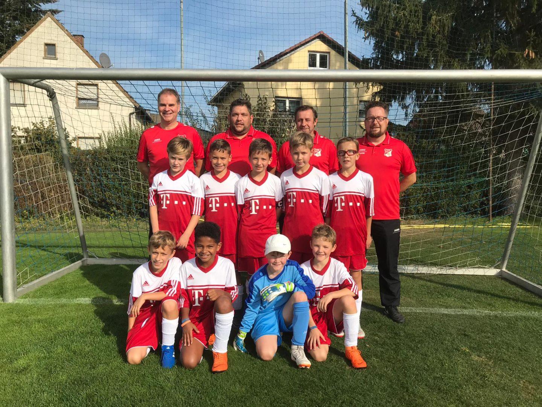 E1-Jugend - Saison 2018/2019